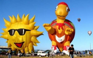 Philippine International Hot Air Balloon Festival