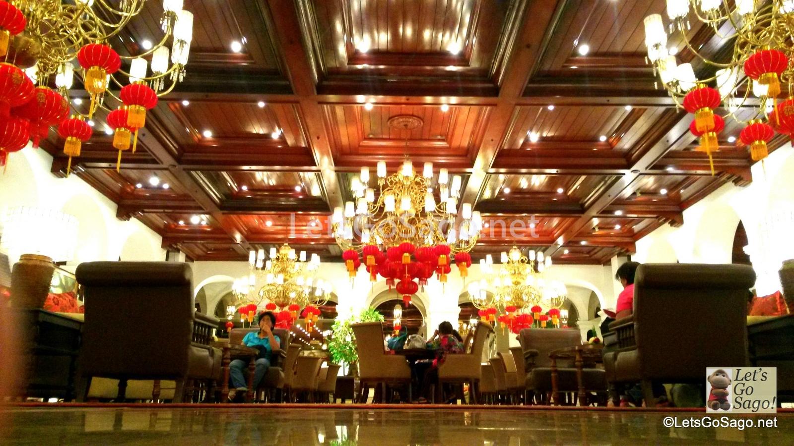 Manila Hotel Grand Lobby