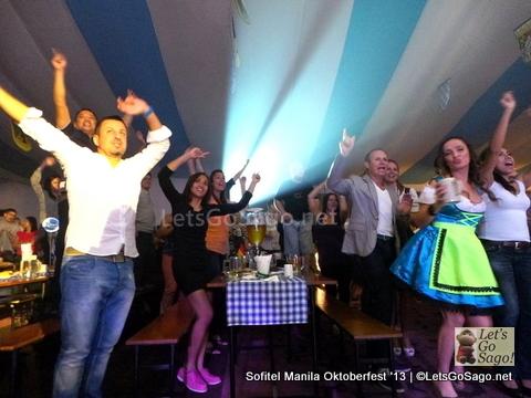 Sofitel Manila oktoberfest