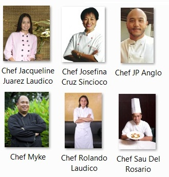 Chef Judges