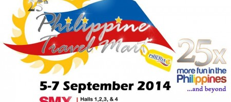 Philippine Travel Mart 2014