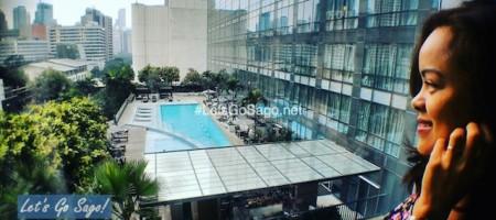 Fairmont Hotel Swimming Pool