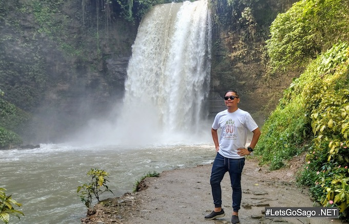 Lake Sebu Falls