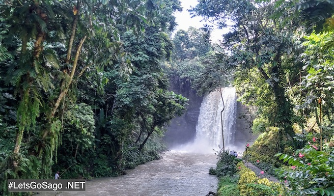Lake Sebu Waterfalls